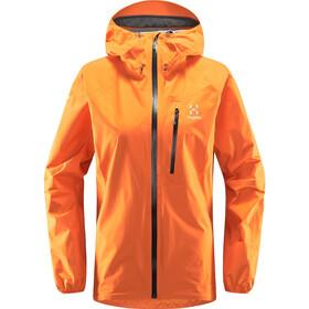 Haglöfs L.I.M Jacket Women flame orange